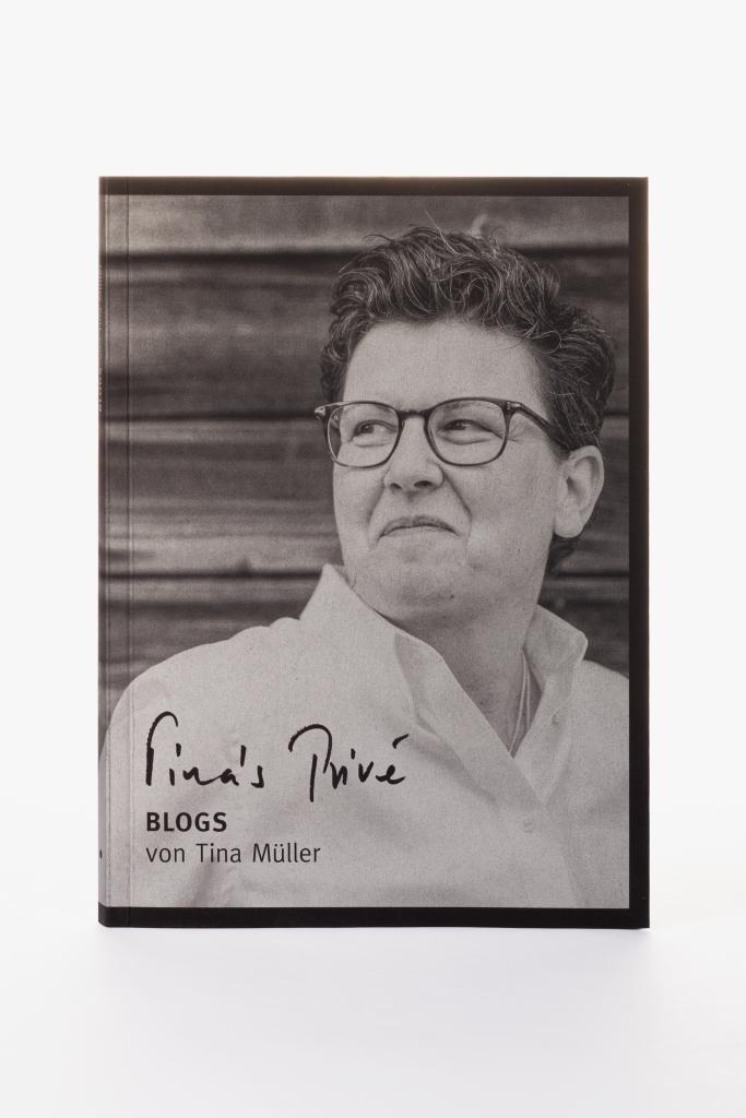 Tanner Druck AG, Buch Blogs von Tina Müller