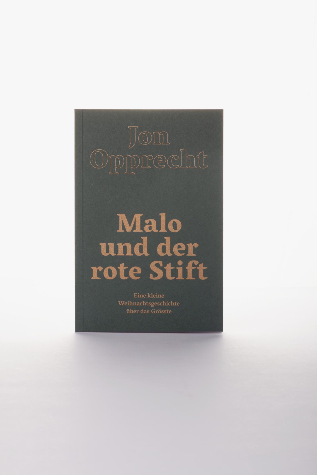 Tanner Druck AG, Buch Jon Opprecht