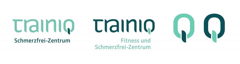 Tanner Druck AG, trainiq Logos