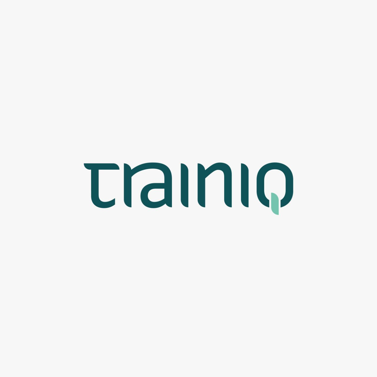 Tanner Druck AG, trainiq Logo