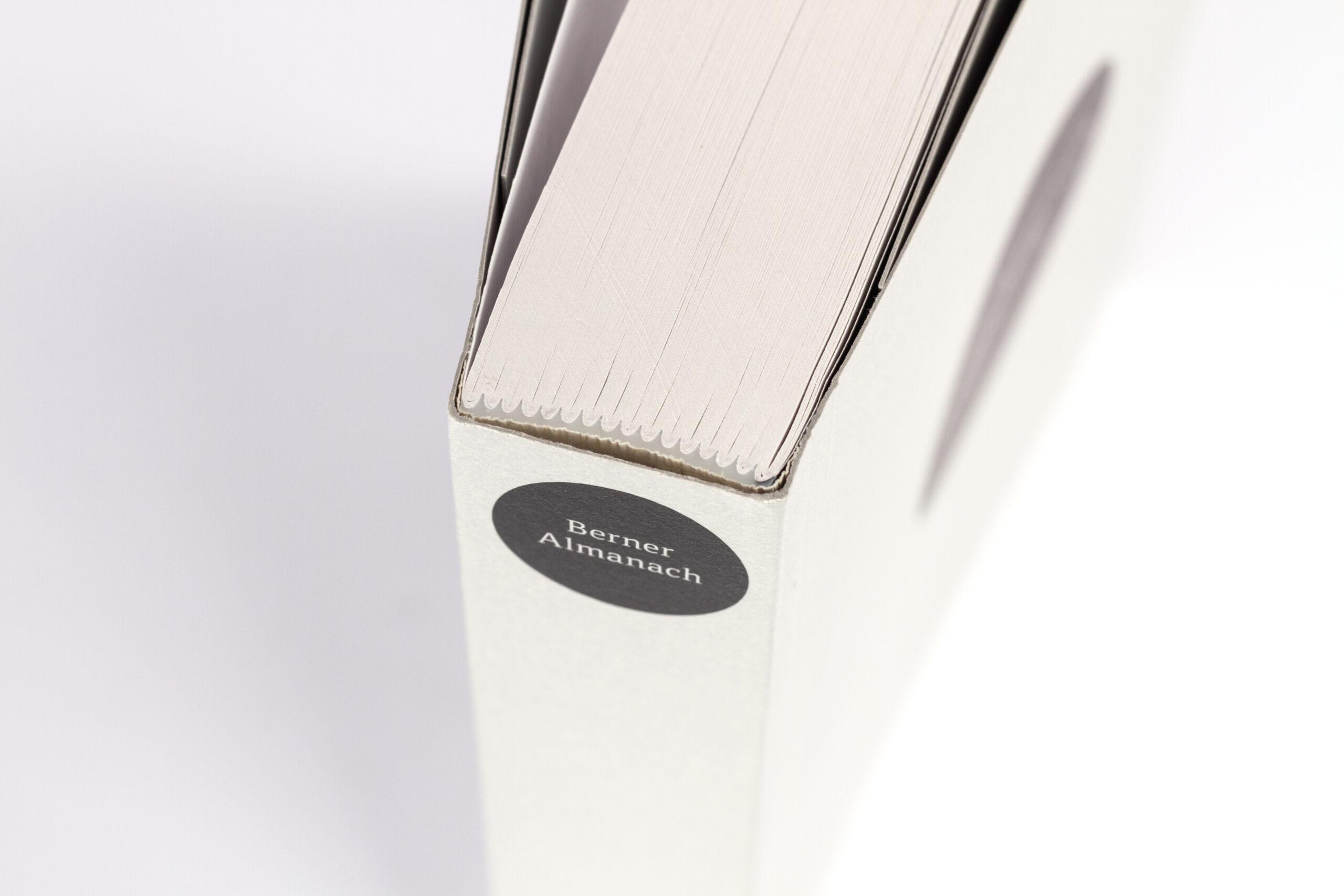 Berner Almanach Fotografie Freirücken Broschüre