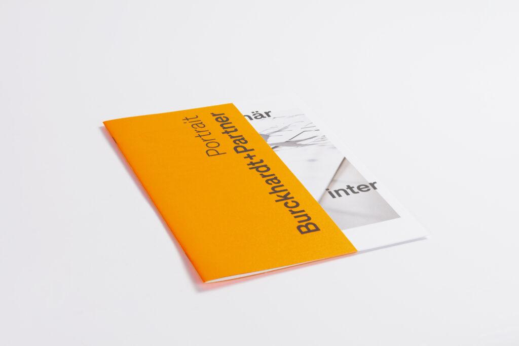 Geschäftsbericht Burckhardt + Partner