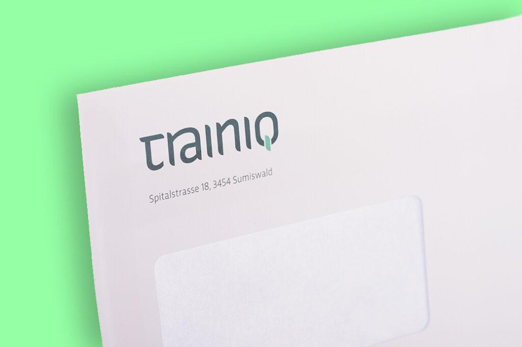 Tanner Druck AG: Trainiq Kundenmeinung